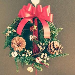 我が家のクリスマスの画像