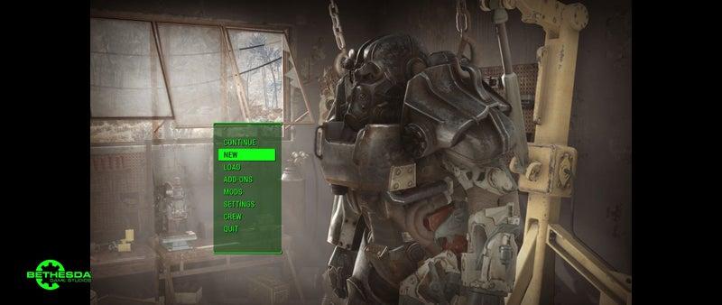 Fallout 4 を 2560 x 1080で | 憩いの場 ~普通だけど良い導き~