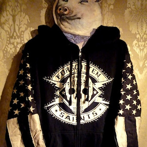 FSLA Dirty Rock N Roll Hoodyの画像