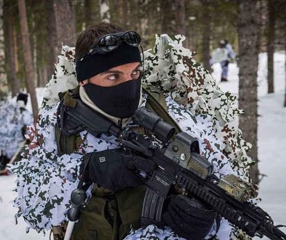 フランス陸軍特殊部隊。 | mirio...