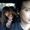 安納芋ソフトクリーム♡の画像