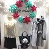 ☆クリスマスの装い☆奈良・ファッションセレクトショップ☆ラレーヌの画像