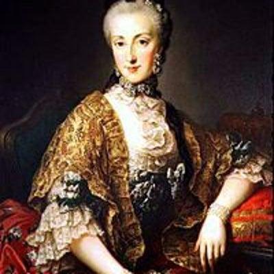 愛されたいのに愛されない 皇女マリア・アンナ・フォン・エスターリヒの記事に添付されている画像