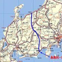 糸魚川-静岡構造線が…