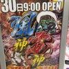 30日スーパーUSA黒部店さんで風神雷神取材!の画像