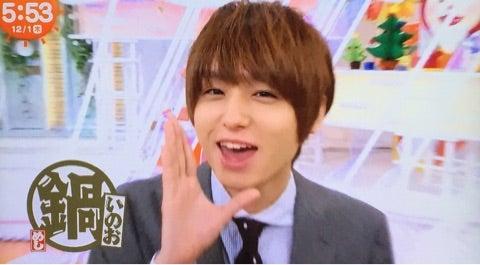 伊野尾 慧 めざまし テレビ Hey!Say!JUMP・伊野尾慧、『めざましテレビ』でアクシデント発生!