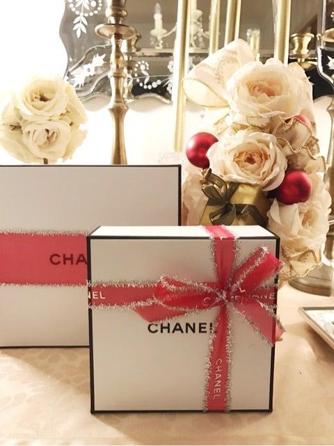 size 40 2abc9 b67ca CHANELコスメ♡クリスマスギフトボックス | ROCO`s♡LIFE ...