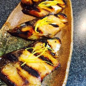 ブリの柚庵焼き~メタボなあいつを上品に~の画像