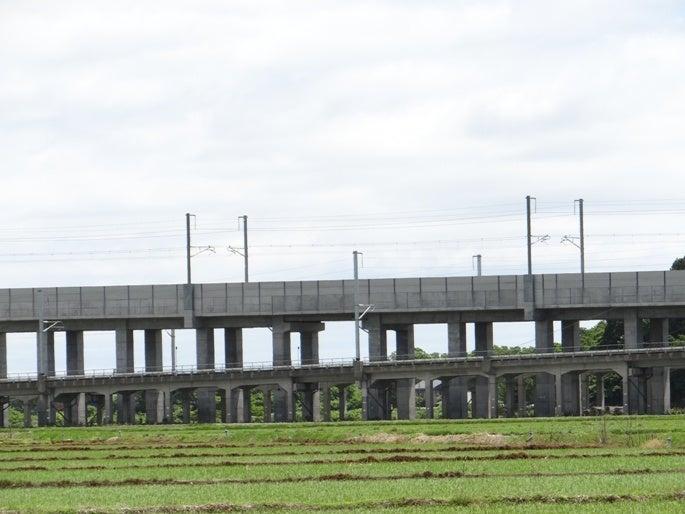 道南旅行2016(15) 木古内町にある北海道新幹線ビュースポット ...