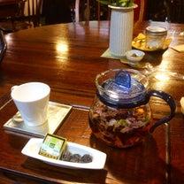 滝のあるカフェ・薬膳茶ソイビーン フラワーatきららの記事に添付されている画像