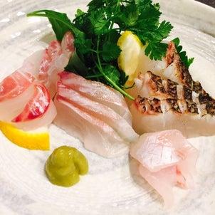 黒鯛の塩〆~クセのあるお魚の食べ方~の画像