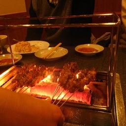 画像 12/2  羊肉、堪能!(中国料理で焼き鳥風?) の記事より 2つ目