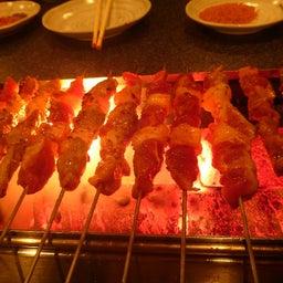 画像 12/2  羊肉、堪能!(中国料理で焼き鳥風?) の記事より 1つ目