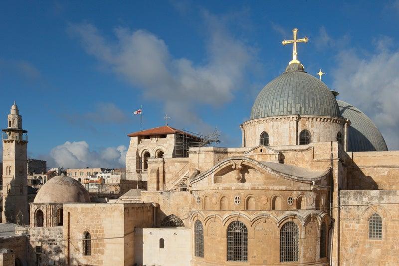 「聖墳墓教会」の画像検索結果