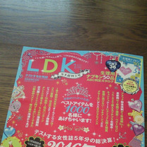 雑誌『LDK』年末超特大号が充実内容!面白かったです☆の記事に添付されている画像