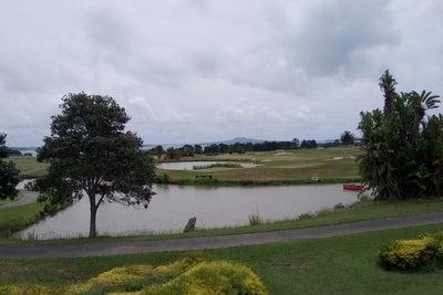 フォーモサ ゴルフ場 18番 2