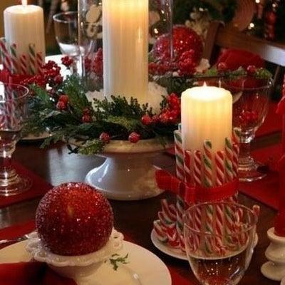 ダイエットは美しい部屋から『華やかで美しいクリスマス飾り』の記事に添付されている画像