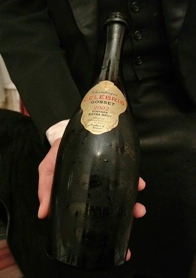 クレッセント シャンパン