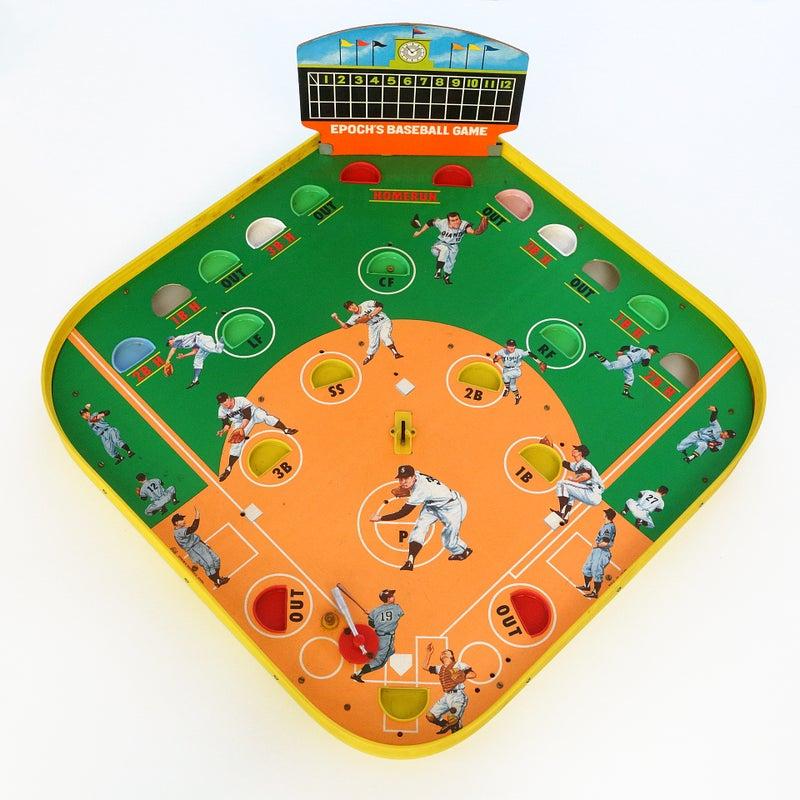 エポック社の野球盤E-1型(1964...