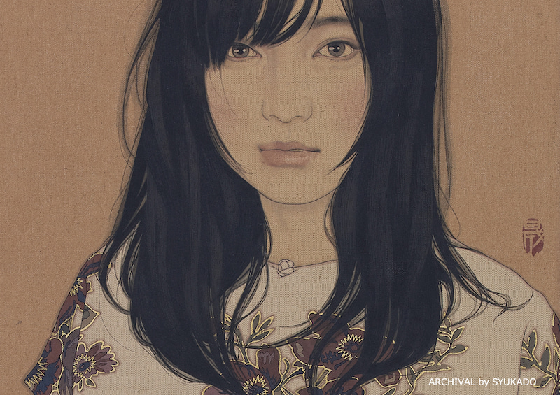 現代の美人画美男画 その1 Mochikoの10000年愛す