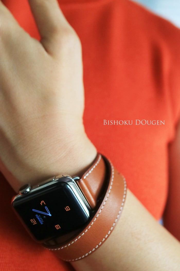new product 3b86d f5959 エルメスの Apple Watch Series2を買った理由 | 東京・女性 ...