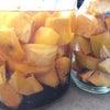 柿酢作りの画像
