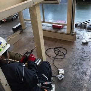 自動機改造工事の画像