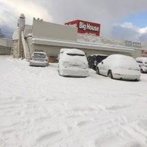 札幌の65㎝の雪とお…