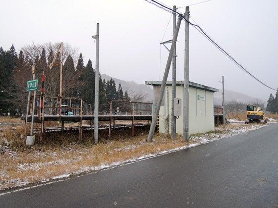 会津大塩駅