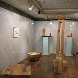 河原美比古彫刻展・川村知子展・田代国浩となかまたち展・綴る展のお知らせの画像