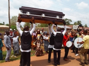 funeral music band