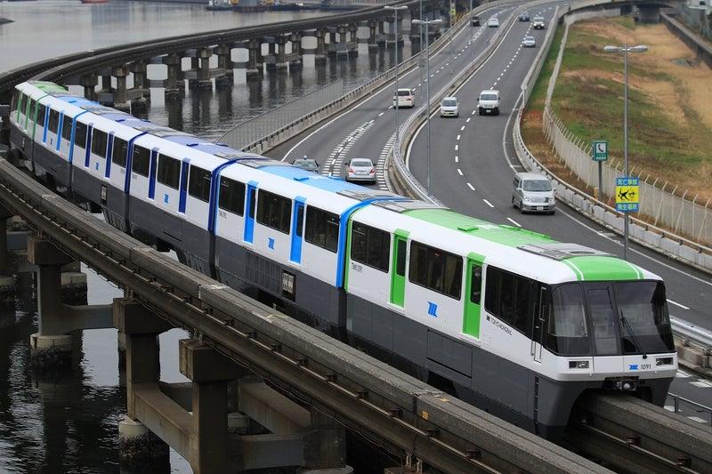 東京モノレール1000形電車