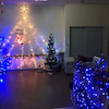 クリスマスイルミネーションの画像