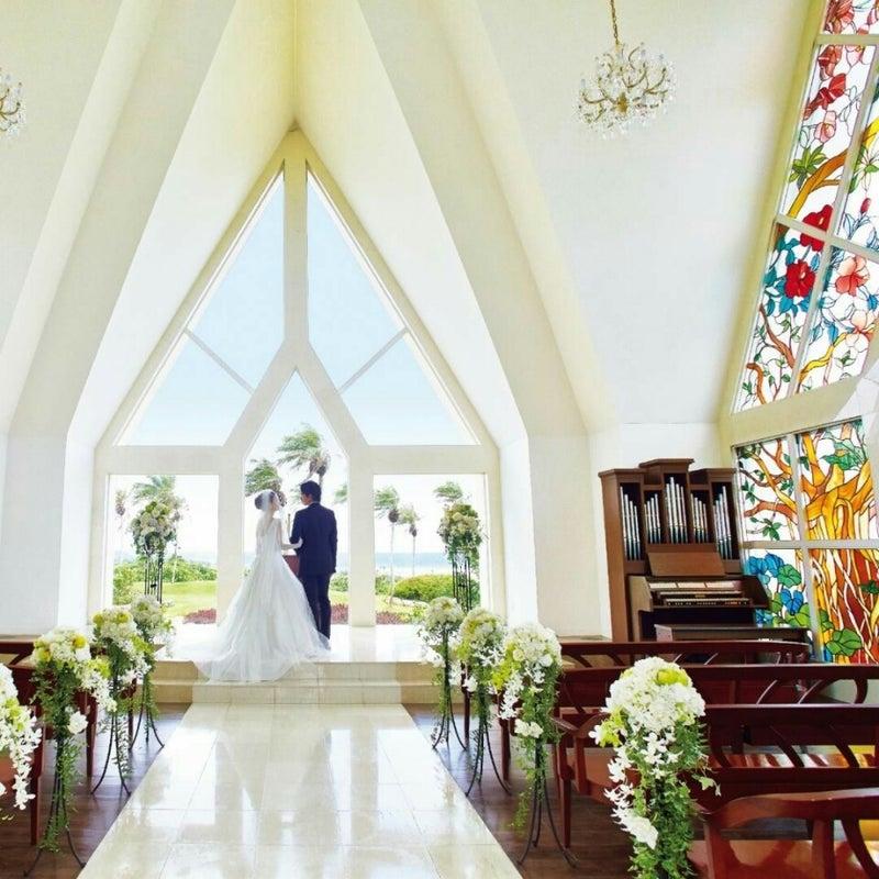 キリスト教式結婚式を選んだ理由 沖縄 奄美諸島が好き 旅行と