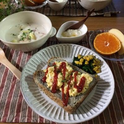 カルシウムたっぷりな朝ごはん♪今日の練習前の補食は~の記事に添付されている画像