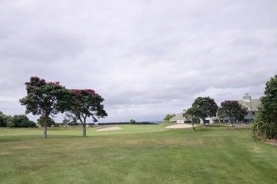 ガルフハーバーゴルフ場
