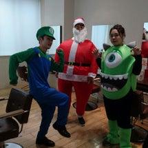 クリスマス仮装スター…