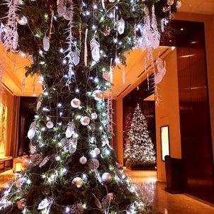パレスホテル東京のクリスマスの画像