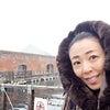 函館で雪  気持ち良いです。の画像