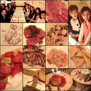 『幸せを呼ぶ色のおもてなし』出版記念お食事会の画像