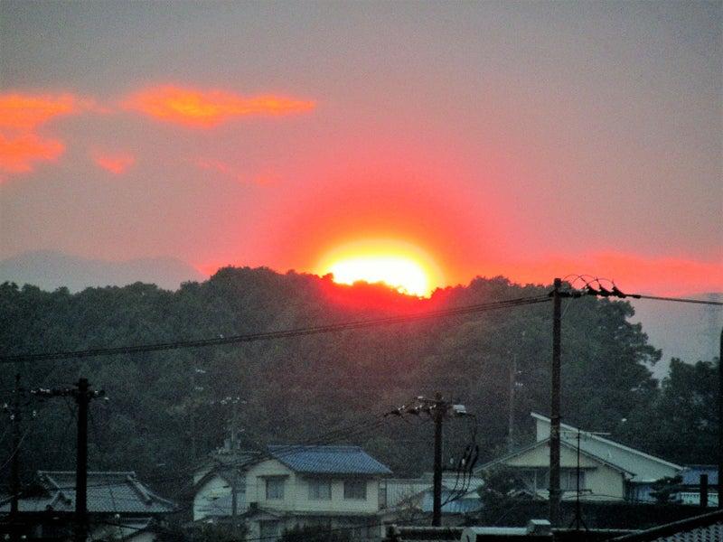 雪化粧@讃岐山脈