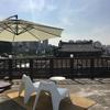 【韓国旅行/水原】水原の名所-水原屋上カフェ【ONE MORE】の画像