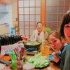 家族で、すき焼き(*'ω'*)の画像