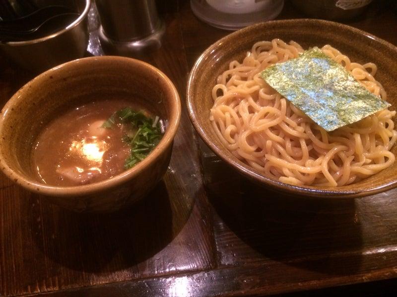 「えん寺」のつけ麺~りるの口コミラーメン情報