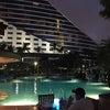 ジュメイラビーチリゾートホテルにて。の画像