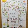 ワンネスの木 TAO TREE みんなで作りました♪の画像