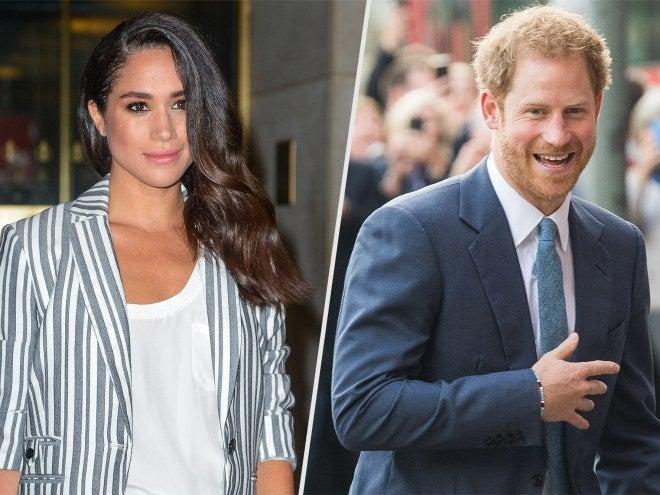 イギリス王室・ハリー王子と米女...