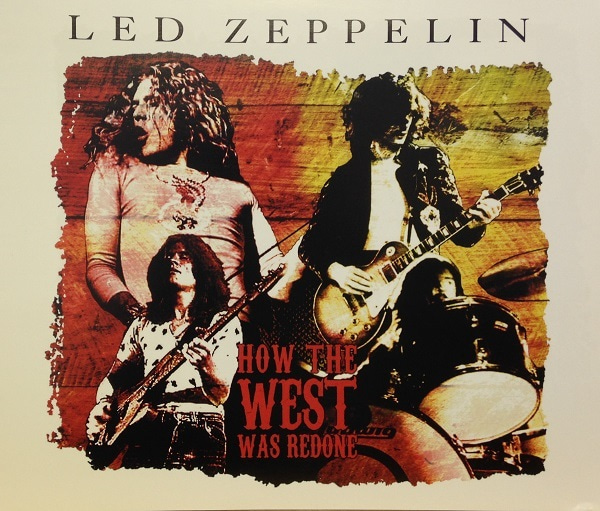 how the west was redone 2018 remaster cdr cinnamon の音楽