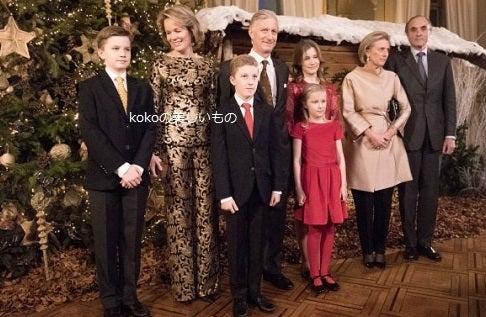 ベルギー王室マチルド王妃2016年...