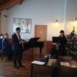 木管デュオとピアノ …